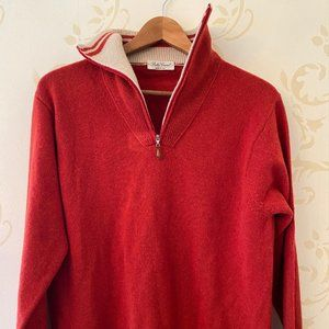 Italy Della Ciana Supergeelong Stunning Sweater